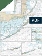 Nautical Chart 11451