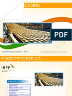 Food Processing March 2017 (IBEF)