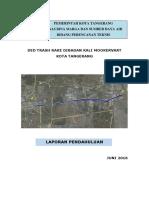 Laporan Pendahuluan DED Trash Rake Kali Mookervart