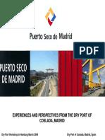 Jaime Seijas - Madrid Dry Port