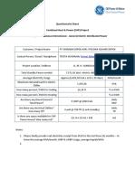 ABI CHP Questionnaire