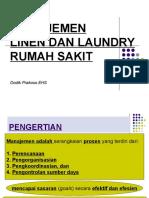 Manajemen Linen Dan Laundry Rumah Sakit(1)