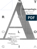 Italian Antropologia Violenza