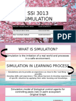 Simulation Slide