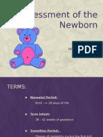 Pengelolaan Bayi Baru Lahir