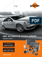 NRF - Automotive Stock Update March 2017