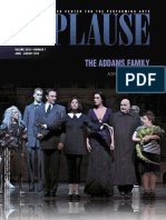 Addams Family Program