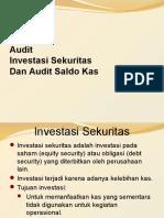 Bab 6 Audit Inv Sek & Saldo Kas