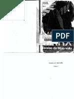 Karl Marx. Teorias Da Mais Valia. I, II, III