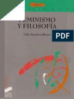 Amoros Celia - Feminismo Y Filosofia.pdf