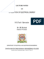 utilization of electrical energy system
