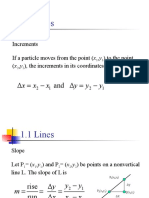 Calculus Chapter 1