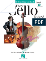 Play Cello Today