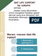 Obat Life Support