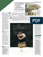 Athos Zontini, scrittore al barrio (Corriere 8 mag 17)