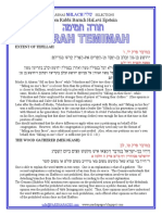 Shlach - Selections from Rabbi Baruch Epstein