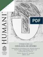 Humanitas - Cuaderno H35 Ideologia de Genero Abril 2017