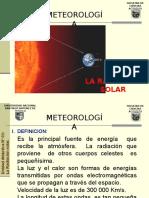 Unidad Didáctica Nº 03 - La Radiación Solar - Teoria