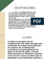PRECIPITACIONES-PPT