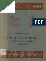 VASCUENCE Y ROMANCE EN LA HISTORIA LINGUISTICA NAVARRA_GONZALEZ OLLE.pdf
