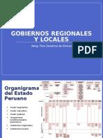 5. Gobiernos Regionales y Locales