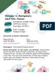 xu and elaine - montgomery syllabus - intermediate level class revised