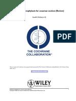The Cochrane Library_2008_antibiotic, SC