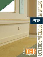 PROTEK - Sisteme Pentru Protectia Peretilor