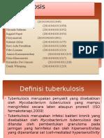 Tuberkulosis PPT KEL 3