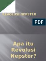 Revolusi Nepster