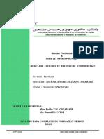M08 Etudes Et Recherche Commerciale TSC-AGC-TSC