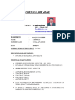 QC CV Sample
