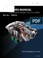 Rotax Operators Manual 912