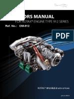 Rotax Operators Manual 912
