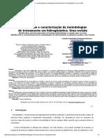 Identificação e Caracterização de Metodologias de Treinamento Em Hidroginástica