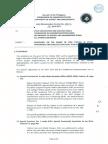 CHED DBM Joint Memorandum Circular No. 2017 -1