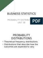 Business Statistics-unit 3b