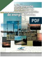 Diseño, Proyecto y Construcción de Sistemas de Transmisión de Energía Eléctrica