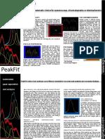 Peakfit4 12 Brochure