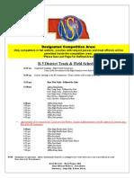 b-5 district track schedule-2017
