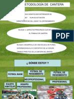 Presentación 1 Javier Lavandeira DESARROLLO de LA BASE