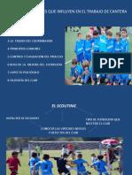 Presentación 2 Javier Lavandeira MODELO de CANTERA