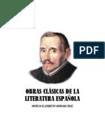Obras Clásicas de La Literatura Española