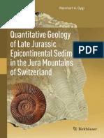 2012 Quantitative Geology of Jurassic Late