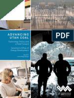 Advancing Utah Coal - Technology, Policy, and a Path Forward
