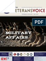 Utah Veterans Voice, May 2017