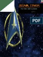 D20 Traveller - Star Trek