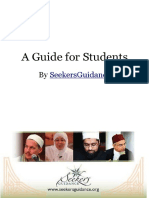 SeekersGuidance Student Guide