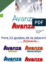 Avanza integrado2DP