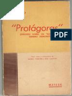Mário Ferreira Dos Santos - Platão - Protágoras